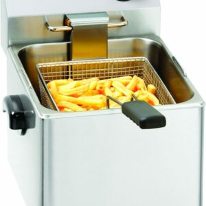 friteuse 300x300 - FRITEUSE 8 LITRES